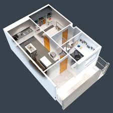 Studio Apartment Floor Plans Open Concept HomesCornerCom - Rental apartment one bedroom apartment open floor plans