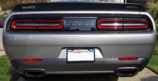Found! The Missing Badge From Rear Spoiler | SRT Hellcat Forum