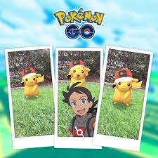 Pokémon GO - Take a #GOsnapshot and one of the main characters from Pokémon  Journeys: The Series, Goh, might appear! #PokemonGO