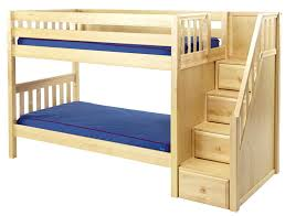 Bunk Bed With Stairs And Slide Stellar Medium Bunk Bed With Slide