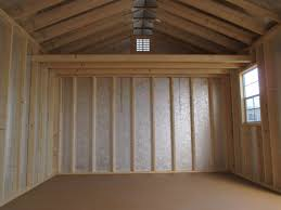 Loft Storage Step 5 Maximize Your Space With Shed Accessories Byler Barns