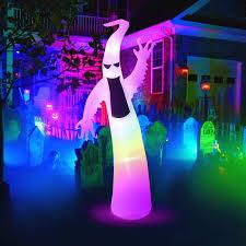 Outdoor Light Up Halloween Tree Best Outdoor Halloween Decorations On Amazon Popsugar