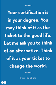 35 Inspirational Graduation Quotes Best Quotes For High School And