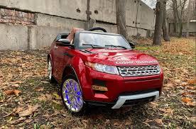 Детский <b>электромобиль Range Rover</b> a111aa. Купить ...