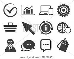 Tick Online Shopping Vector Photo Free Trial Bigstock