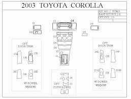 2003 toyota corolla fuse box vehiclepad 2003 toyota corolla toyota avalon corolla prius camry solara land cruiser tundra rav4
