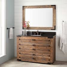 barnwood vanities weathered wood vanity beadboard bathroom cabinets