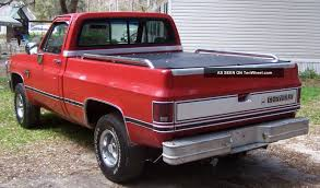 1984 Chevrolet Pickup - Information and photos - MOMENTcar