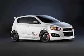 Chevrolet Sonic Z-Spec | 2011 SEMA | Pinterest | Chevrolet, Cars ...