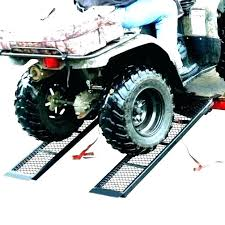 Harbor Freight Motorcycle Hitch Carrier Loading Ramps Pickup Truck ...