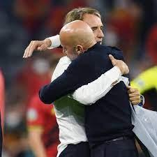 EM 2021 | Italien: Roberto Mancini und Gianluca Vialli – ein ganz  besonderes Duo
