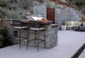 terraced gabion stone walls limestone garden stone wall around patio