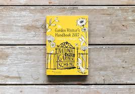 Small Picture Garden Visitors Handbook 2017 National Garden Scheme