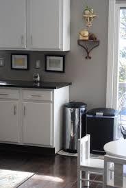 tech kitchen grey walls