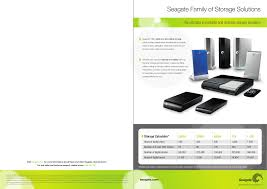 pdf for seagate storage freeagent desktop 500gb manual