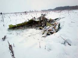 Image result for Russian minister: 71 die in plane crash near Moscow