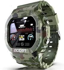 NVFED Ocean Smart Watch Men Fitness Tracker ... - Amazon.com