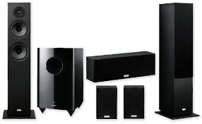 onkyo floor speakers. onkyo 4800 5.1 speaker system floor speakers y