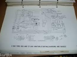 1971 ford truck c600 c700 c800 ct series wiring diagram sheet 1971 Ford Truck Wireing image is loading 1971 ford truck c600 c700 c800 ct series 1972 ford truck wiring diagram