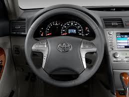 Image: 2011 Toyota Camry 4-door Sedan V6 Auto XLE (Natl) Steering ...