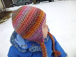 Crochet Winter Hat Pattern Magnificent Ravelry Seamless Earflap Hat Pattern By Lindsey Carr