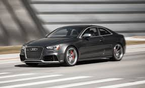 2015 Audi RS5 Quattro Coupe – Review – Car and Driver