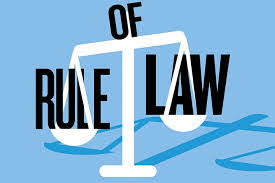 meaning of rule of law