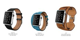 hermes will make faces and bands for the apple watch some help from hermès