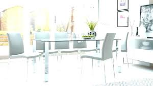 dining room glass tables glass dining table set 4 chairs glass dining table set dining room