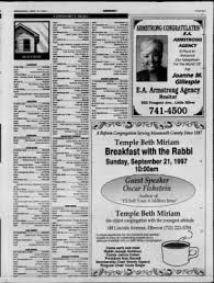 Asbury Park Press from Asbury Park, New Jersey on September 17, 1997 · Page  87