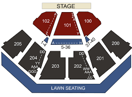 Gexa Energy Pavilion Dallas Tx Seating Chart Stage