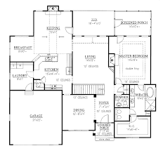 Level House Plans   Smalltowndjs comImpressive Level House Plans   One Level House Plans With Basement