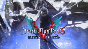 Logo devil may cry x the last judgement by trishgloria. Devil May Cry 5 Special Edition Slices Its Way Onto Playstation 5 Playstation Blog