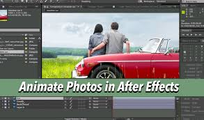 Animate Still Images In After Effects Cinema Spice Idaho