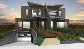Small Picture Modern Townhouse Designs Lately House With Detached Garage Plans