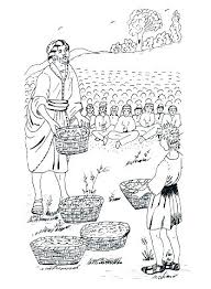 Coloring Pages Parable Of The Talents Coloring Page Click Here To