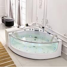 2017 new design freestanding spa whirlpool bathtub with tv sf5b011