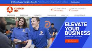 Customink Com Size Chart Customink Reviews 77 Reviews Of Customink Com Sitejabber