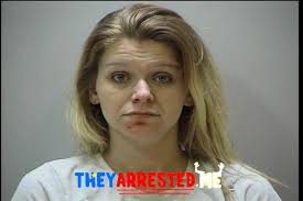 KAYLA RHODES – They Arrested ME!