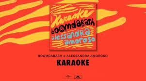 Boomdabash Alessandra Amoroso - Karaoke ( Video + Testo ) -  PassionInside.net
