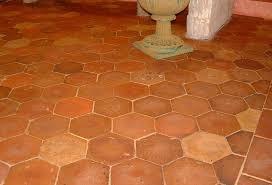 9 antique red clay bricks flooring hexagon tiles ideas images in stan
