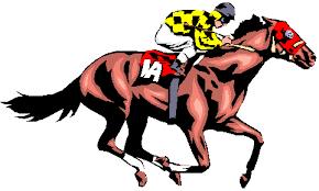 horse racing clipart. Modren Racing Horse Race Track Clipart 1 On Racing S
