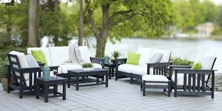 fresh recycled plastic patio furniture and outdoor sets i10