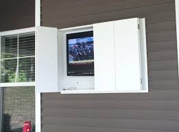 outdoor tv cabinet outdoor enclosure interesting ideas for home outdoor tv cabinet plans