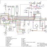 yamaha grizzly 350 wiring diagram wiring diagram and schematics yamaha big bear 350 wiring schematic basic wiring diagram u2022 rh rnetcomputer co yamaha atv wiring