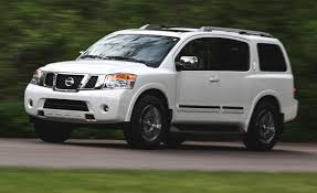 2015 Nissan Armada – Review – Car and Driver