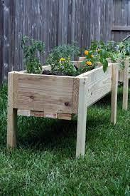 planter boxes raised planter