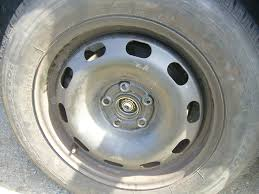 flat tire. Beautiful Flat Picture Of Attach Spare To Flat Tire