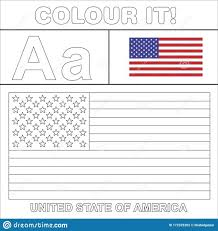 coloring book american flag pictures