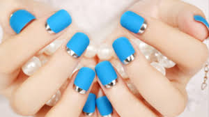 Easy Nail Art Designs For Beginners 💖 Easy Nail Art 💖 Nails ...